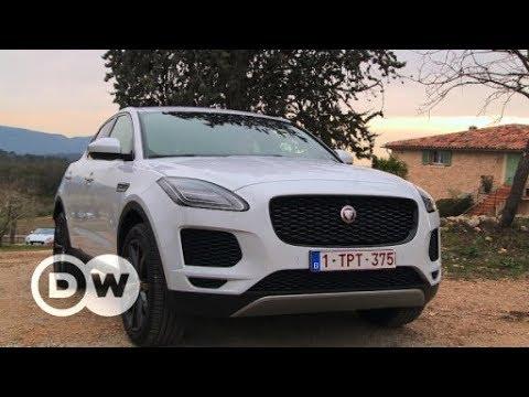 Jaguar E-Pace - Britischer Kompakt-SUV | DW Deutsch