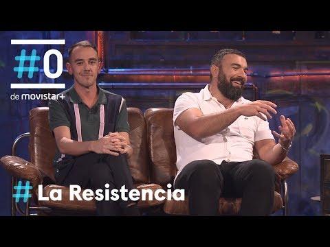 LA RESISTENCIA - Pantomima Full presenta...Stranger Shirts | #LaResistencia 16.05.2018