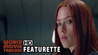 Capitão América 2: O Soldado Invernal Featurette - Viúva Negra (2014) HD