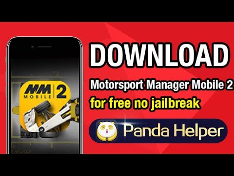 How to download Motorsport Manager Mobile 2 on iOS devices without jailbreak