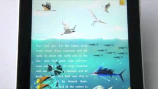 The Children's Bible: The Story Of Creation For IPad By XIMAD