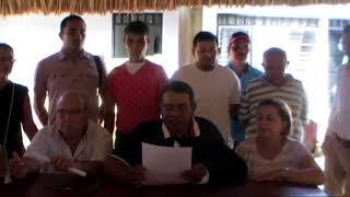 Andrés González pide reconteo de votos para Alcaldía de Pueblo Nuevo