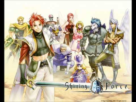 Shining Force OST - Darksol Battle