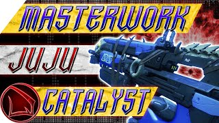 Destiny 2: Bad Juju Catalyst Masterwork Review – Outbreak Prime Comparison PvP Gameplay