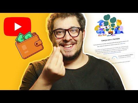 ✅ Como ATIVAR MONETIZAÇÃO do Youtube pelo celular e PC! (2020)