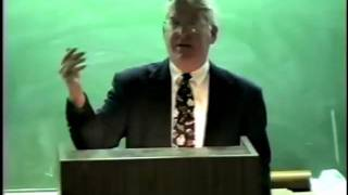 History Of Rice University Lecture Series, 2001, Lecture 1 Of 8, Part 2 Of 4, John Boles