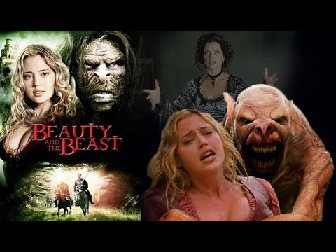 Beauty And The Beast (2009) | Telugu Dubbed Movie | Estella Warren, Rhett Giles | Fantasy Movie