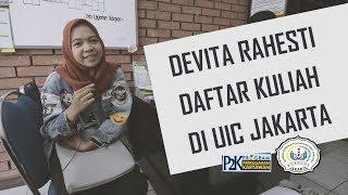 Testimoni Devita Rahesti - Mahasiswa Baru Universitas Ibnu Chaldun Jakarta