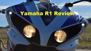 4. 2014 Yamaha R1 review, Group Ride