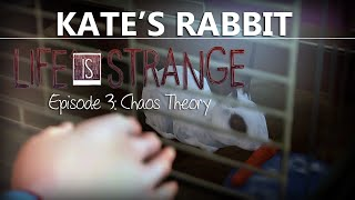 Life Is Strange Episode 3 KATE'S BUNNY RABBIT | Saved/Couldn't Save Kate | Chaos Theory