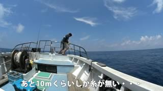 超巨大魚VS電動ジギング