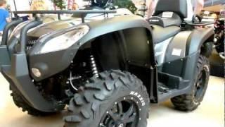 10. Kymco MXU 500 IRS DX 500 Quad 2011 * see also Playlist