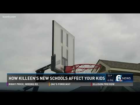 How Killeen's new schools affect your kids