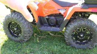 8. 2016 Polaris Sportsman 570 Review
