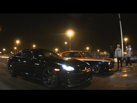 Nissan GTR vs. Classic Chevelle