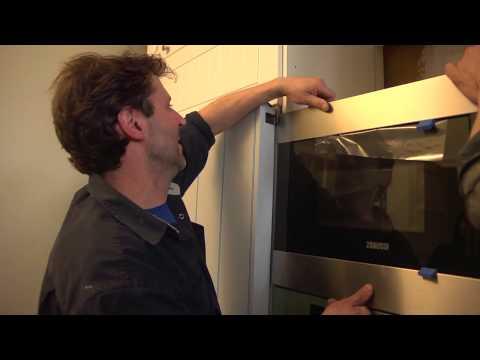 Installer des électroménagers encastrables (hotte, micro-ondes, lave-vaisselle, ...)    GAMMA