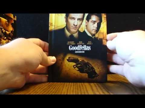 Goodfellas 25th Anniversary Blu-ray Unboxing
