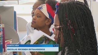 Mais da metade das escolas estaduais de Sorocaba tem alunos estrangeiros