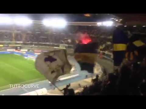 Verona - Juve 2-1 gol di TONI nella sua ultima partita