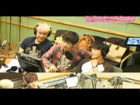 VIETSUB 120720 Super Junior SUKIRA Eunhyuk Donghae cuts