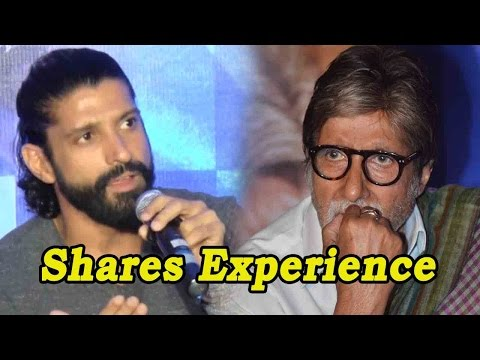 Farhan Akhtar Shares His Experience On Working Wit
