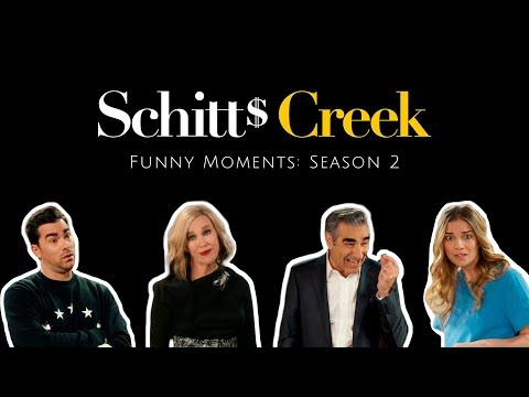 Schitt's Creek Funny Moments: Season 2 (HD)