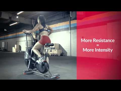 Велотренажер (air bike) Air Schwinn Airdyne  AD8 Bike 100475