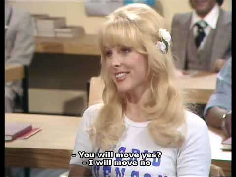 Hilarious Comedy - Mind Your Language - Season 2 Episode 01. All Present If Not Correct