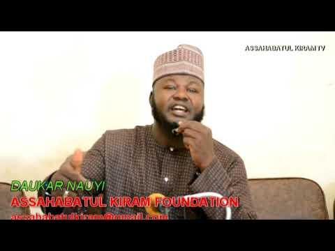 15. RAMADAN TAFSEER 2019 NA MATA sheikh musa yusuf asadusunnah