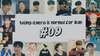 Video Being Extra is Normal for iKON pt9 MP3, 3GP, MP4, WEBM, AVI, FLV Januari 2019
