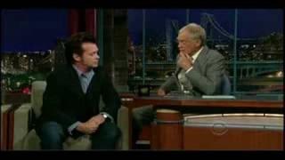 John Mellencamp 2008 TV Interview on Late Night TV