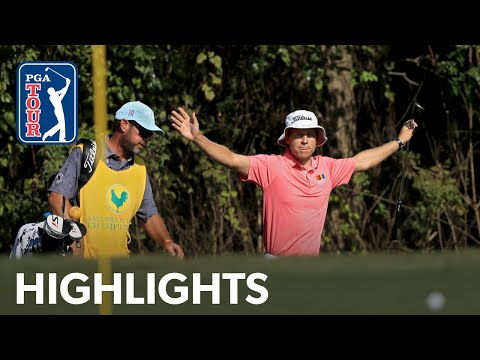 All the best shots from the Sanderson Farms Championship 2020