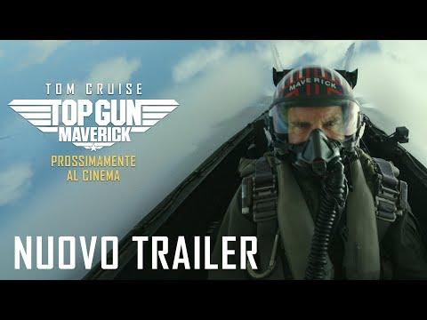 Preview Trailer Top Gun: Maverick, nuovo trailer ufficiale italiano