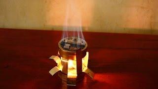 Video cara membuat kompor trangia minyak tanah api biru MP3, 3GP, MP4, WEBM, AVI, FLV Desember 2018