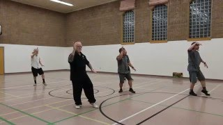 Old Yang Middle Frame Taijiquan