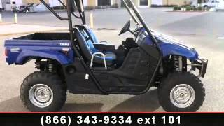 4. 2006 Yamaha Rhino 660 Auto 4x4 Special Edition - RideNow Po
