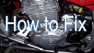 8. Honda TRX400 (TRX-400) Won't Start