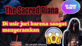 Video FULL VIDEO !! THE SACRED RIANA DI USIR JURI SAAT TAMPIL PERDANA DI AMERICA GOT TALENT MP3, 3GP, MP4, WEBM, AVI, FLV Mei 2019