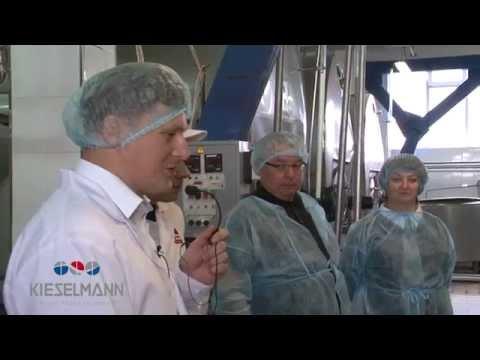 Оборудование Kieselmann в Архангельске! Рассказ от первого лица!