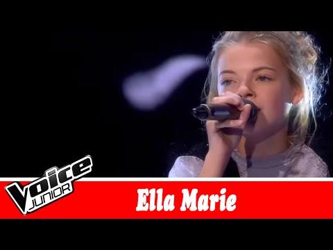 Video Ella Marie synger: Bjørk – 'It's oh so quiet' - Voice Junior / Kvartfinale download in MP3, 3GP, MP4, WEBM, AVI, FLV January 2017