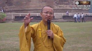 Những bài học từ nơi đức Phật chuyển pháp luân - TT. Thích Nhật Từ  - 08/11/2015