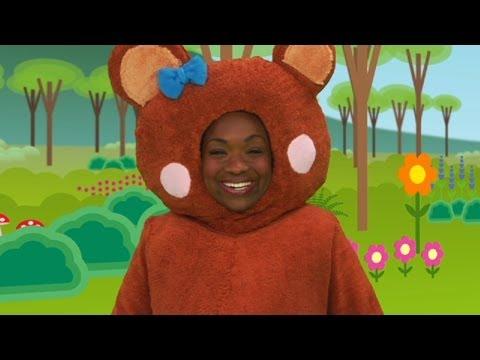 Teddy Bear Dance - Mother Goose Club Songs for Children