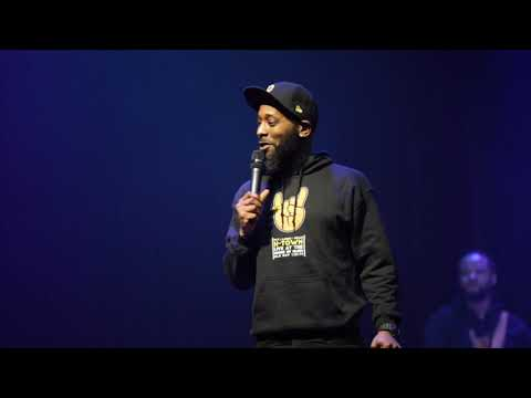 Karlous Miller Stand-Up Comedy Houston House Of Blues 2019