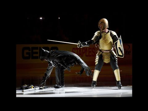 Las Vegas Golden Knights  vs Winnipeg Jets pre game show ! May 16,  2018 , *AMAZING*