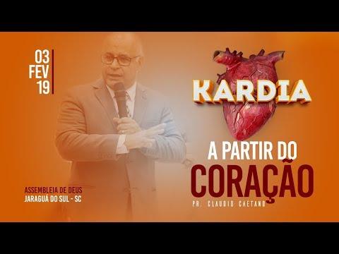 Série de Mensagens KARDIA - Tema: A Partir do Cora