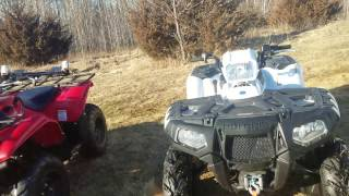 10. Polaris vs yamaha sportsman 850 vs kodiak 700