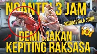 Video DEMI MAKAN KEPITING RAKSASA, HARUS NGANTRI 3 JAM!! #RAPPERLAPER MP3, 3GP, MP4, WEBM, AVI, FLV Oktober 2018