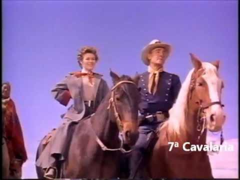 Setima Cavalaria - Trailer Dublado 1956.wmv (видео)