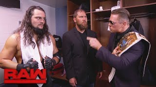 """Will Axel and Dallas respond to The A-Lister's """"casting call""""? #RAW More ACTION on WWE NETWORK : http://wwenetwork.com..."""