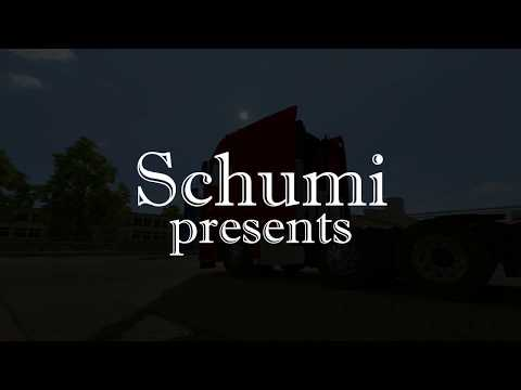 Mercedes Actros MP3 Reworked v1.9 [Schumi] [1.30]